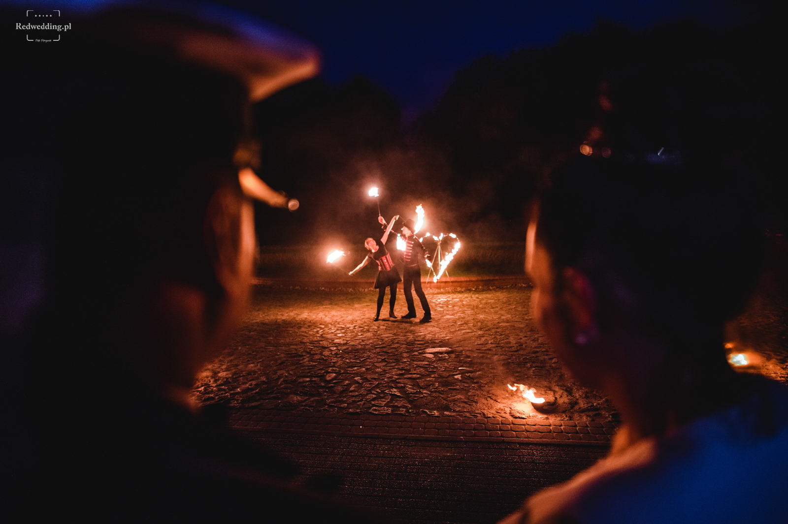 Fotograf na ślub Gdańsk redwedding