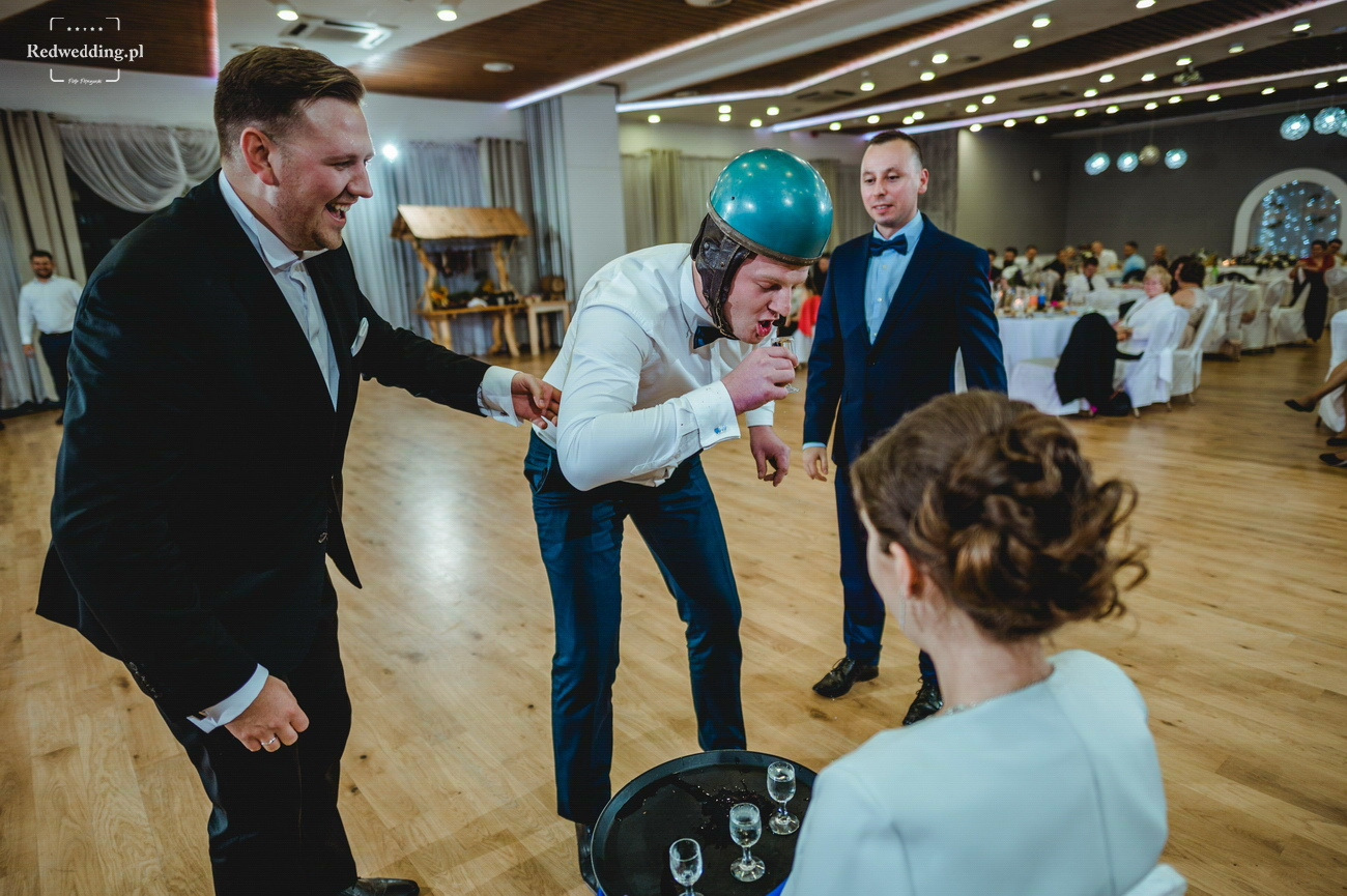 Fotograf na wesele Gdynia redwedding