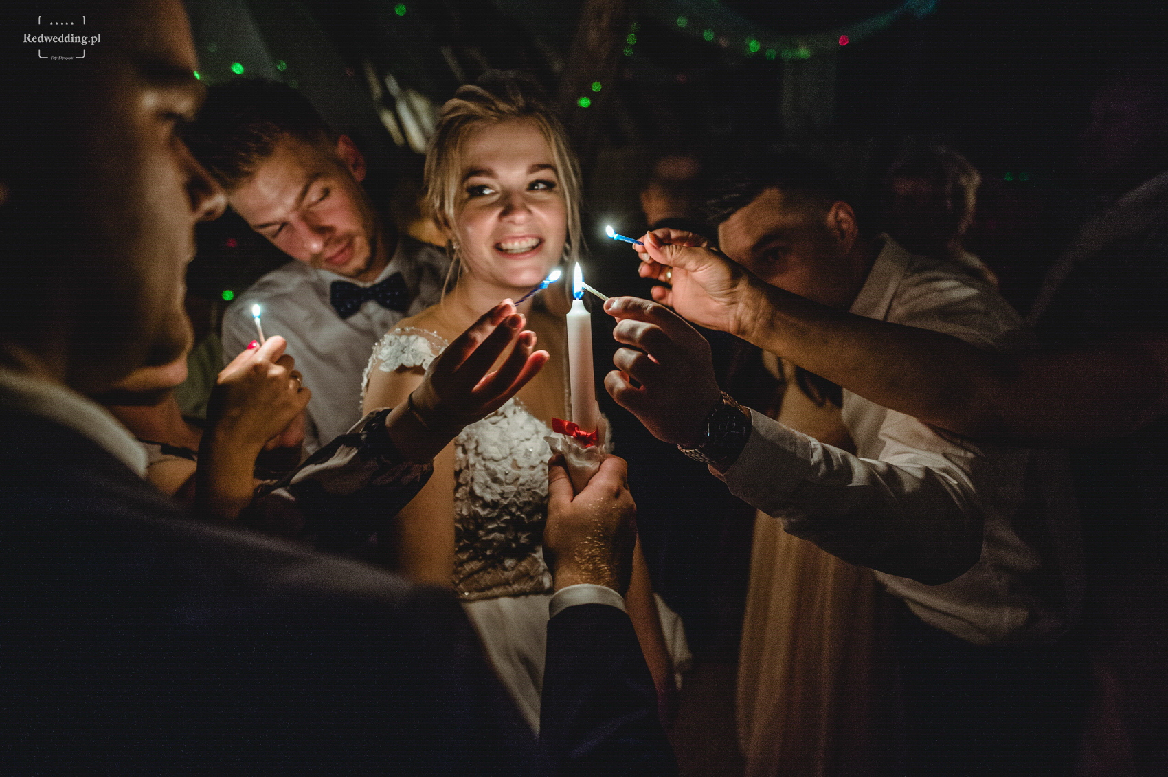 Fotograf na ślub Gdynia redwedding