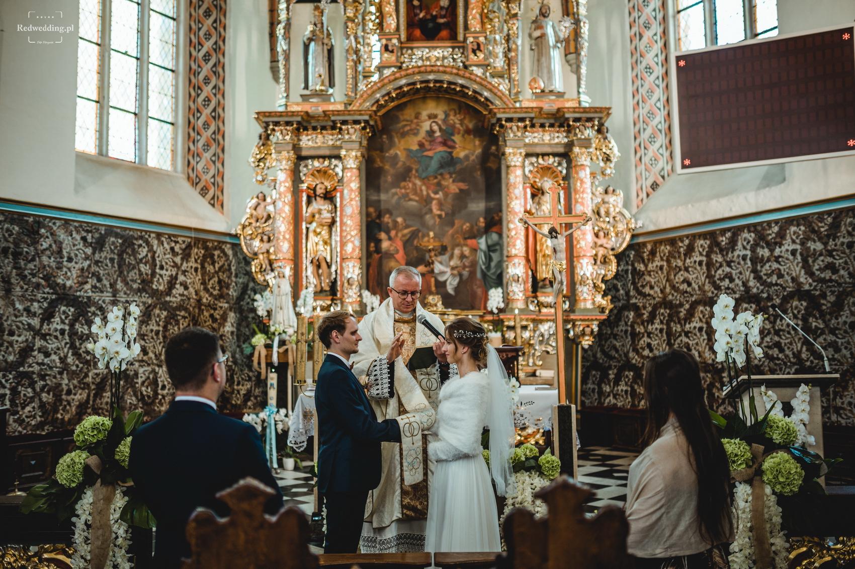 Fotografia ślubna Pomorze redwedding