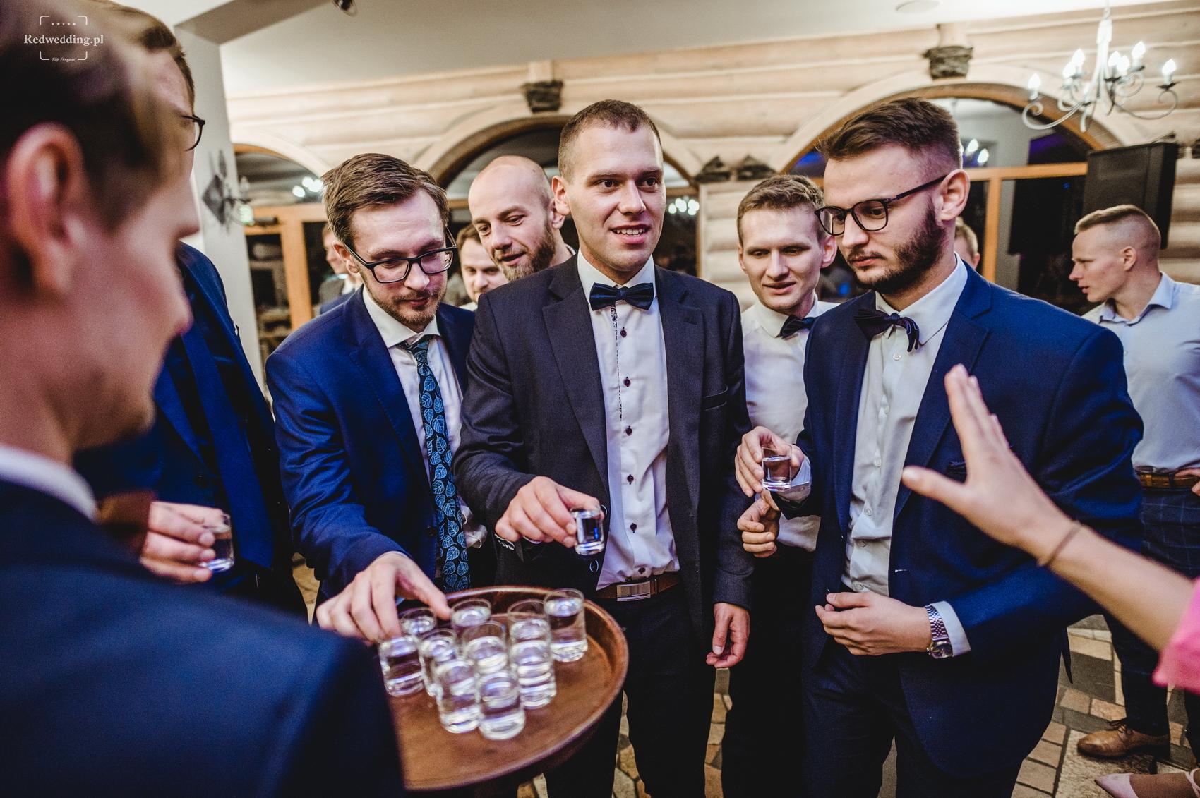 Fotografia ślubna Gdańsk redwedding