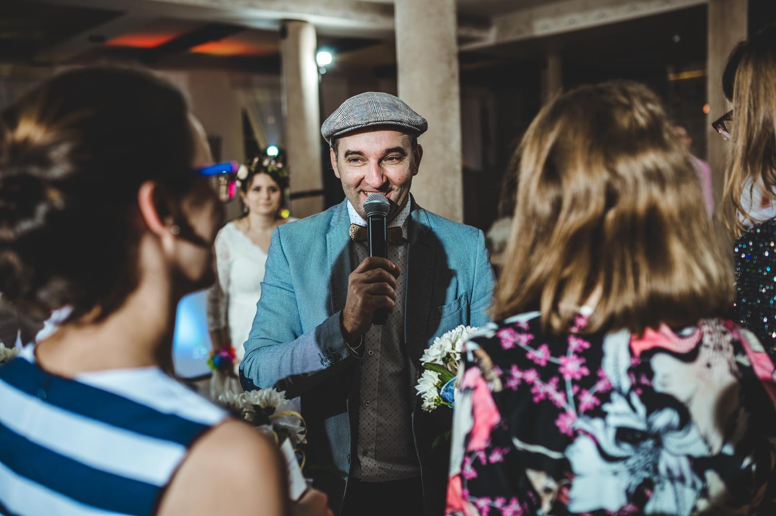 DJ na wesele z klasą